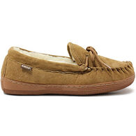 Lamo Women's Moccasin with Faux Sheepskin Lining