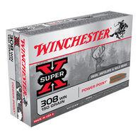 Winchester Super-X 308 Winchester 150 Grain Power-Point Rifle Ammo (20)