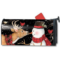 MailWraps Nose To Nose Magnetic Mailbox Cover