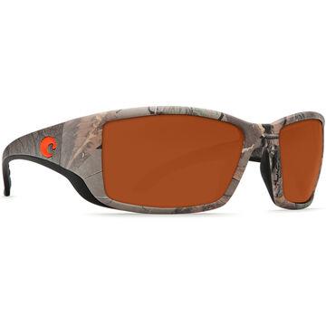 Costa Del Mar Blackfin Plastic Lens Polarized Sunglasses