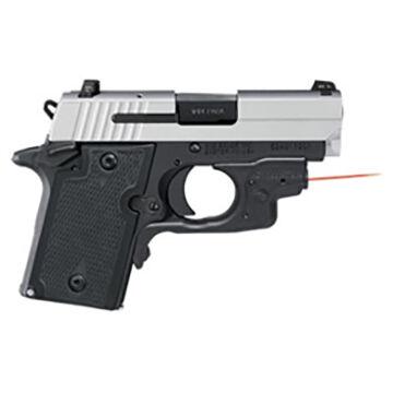 SIG Sauer P938 9mm Pistol Nitron Contrast w/ Crimson Trace Laser