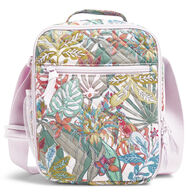 Vera Bradley Recycled Cotton 5 Liter Deluxe Lunch Bunch Bag