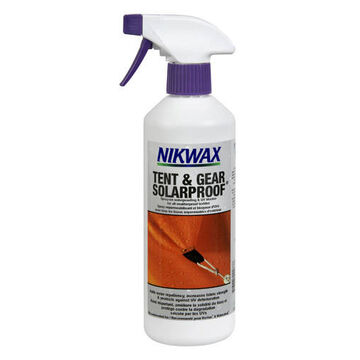 Nikwax Tent & Gear SolarProof Spray - 17 oz.