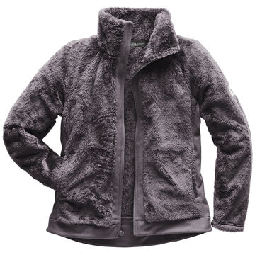 The North Face Womens Furry Fleece Full-Zip Jacket
