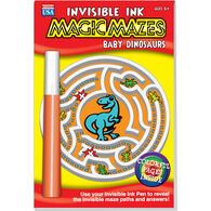 Lee Publications Invisible Ink: Magic Mazes