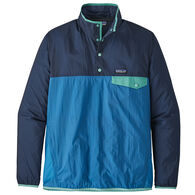 Patagonia Men's Houdini Snap-T Pullover Wind Jacket