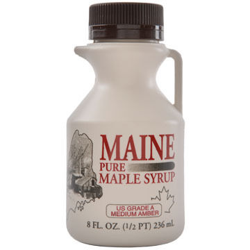 Maine Maple Products Pure Maple Syrup - 1/2 Pint