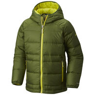 Columbia Boys' Gold 550 Turbo Down Insulated Jacket