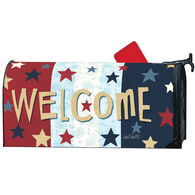 MailWraps Liberty Flags Magnetic Mailbox Cover