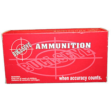 Bullseye 38-40 WCF 180 Grain Lead RNFP Rifle Ammo (50)