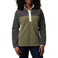 Columbia Women's Benton Springs Half Snap Fleece Pullover