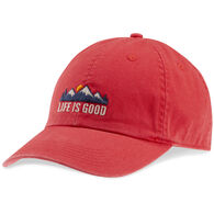 Life is Good Men's LIG Mountains Chill Cap