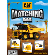 Leanin' Tree CAT Matching Game