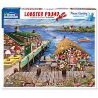White Mountain Jigsaw Puzzle - Lobster Pound