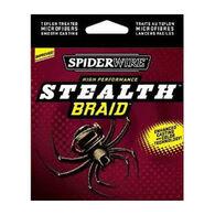 SpiderWire Stealth Braid Saltwater Fishing Line - 500 Yards