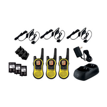 Motorola Talkabout MH230TPR Two-Way Radio Value Pack