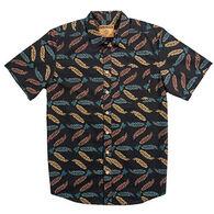 Flylow Men's Pineapple Cotton Short-Sleeve Shirt