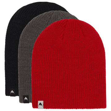 Burton Youth DND Beanie, 3-Pack