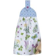 Kay Dee Designs Herb Garden Tie Towel