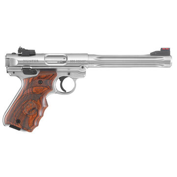 Ruger Mark IV Hunter Target Laminate 22 LR 6.88 10-Round Pistol