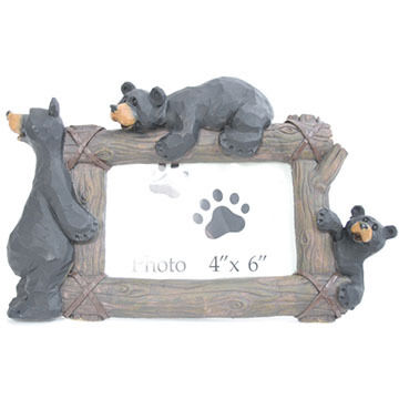 "Slifka Sales Co Climbing Bears Frame - 4"" x 6"""