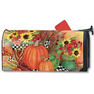 MailWraps Ready For Fall Magnetic Mailbox Cover