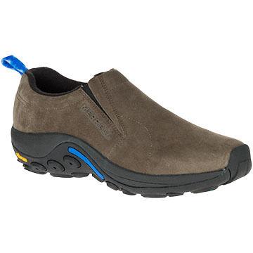 Merrell Mens Jungle Moc Ice Arctic Grip Shoe