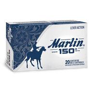 Marlin 150th Anniversary 35 Remington 200 Grain SP Rifle Ammo (20)