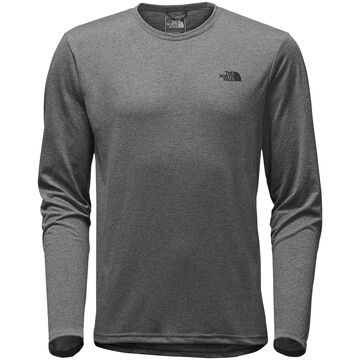 The North Face Men's Reaxion Amp Crew-Neck Long-Sleeve Shirt