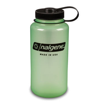 Nalgene 32 oz. Wide Mouth Glow Bottle