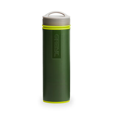 Grayl Ultralight Water Purifier (+ Filter) Bottle