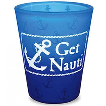 Cape Shore Get Nauti Shot Glass