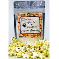 New England Cupboard Garlic And Cheddar Popcorn Mix, 2 oz.