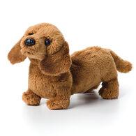 DEMDACO Dachshund Beanbag Stuffed Animal