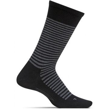 Feetures! Mens Uptown Ultra Light Crew Sock
