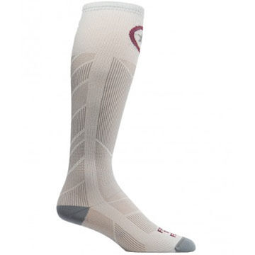 Farm to Feet Womens Jackson Ultralight Ski Racer Adventure Snow Sock
