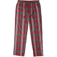 Life is Good Men's Red/Grey Classic Sleep Pant