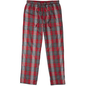 Life is Good Men's Red/Grey Classic Sleep Pant