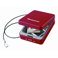 SentrySafe Portable Security Safe Box w/ Combination Lock