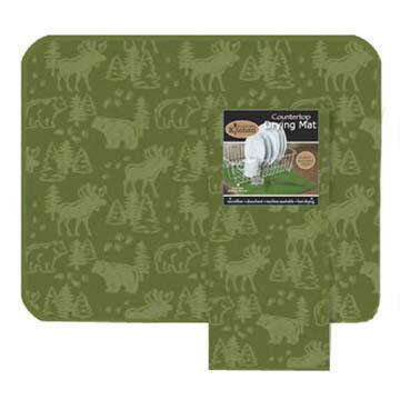 Kay Dee Designs Moose / Bear Drying Mat