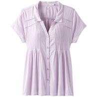 prAna Women's Katya Short-Sleeve Top