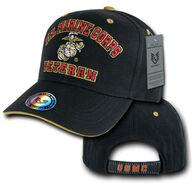 Rapid Dominance Men's Veteran Marines Military Branch Cap