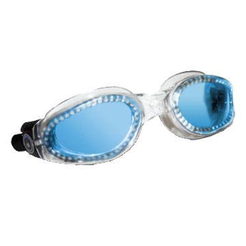Aqua Sphere Kaiman Blue Lens Swim Goggle