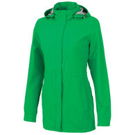 Charles River Apparel Women's Logan Rain Jacket