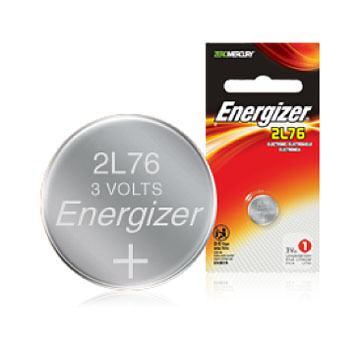 Energizer Photo Electronic 2L76 Battery