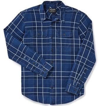 Filson Mens Scout Long-Sleeve Shirt