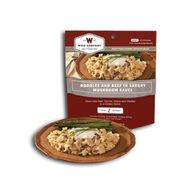 Wise Noodles & Beef in Savory Mushroom Sauce Meal - 2 Servings