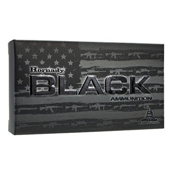Hornady Black 5.45x39 60 Grain V-Max Steel Rifle Ammo (20)