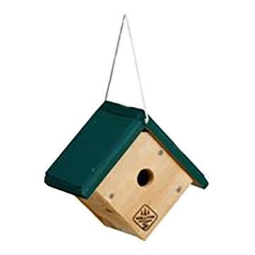 Welliver Cedar Wren Birdhouse