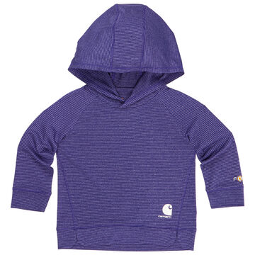 Carhartt Infant/Toddler Girls Force Pullover Hoodie